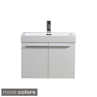 Website With Photo Gallery Shop for Virtu USA Midori inch Single Sink Bathroom Vanity Get free delivery