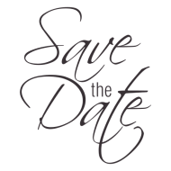 41++ Save the date clipart png information