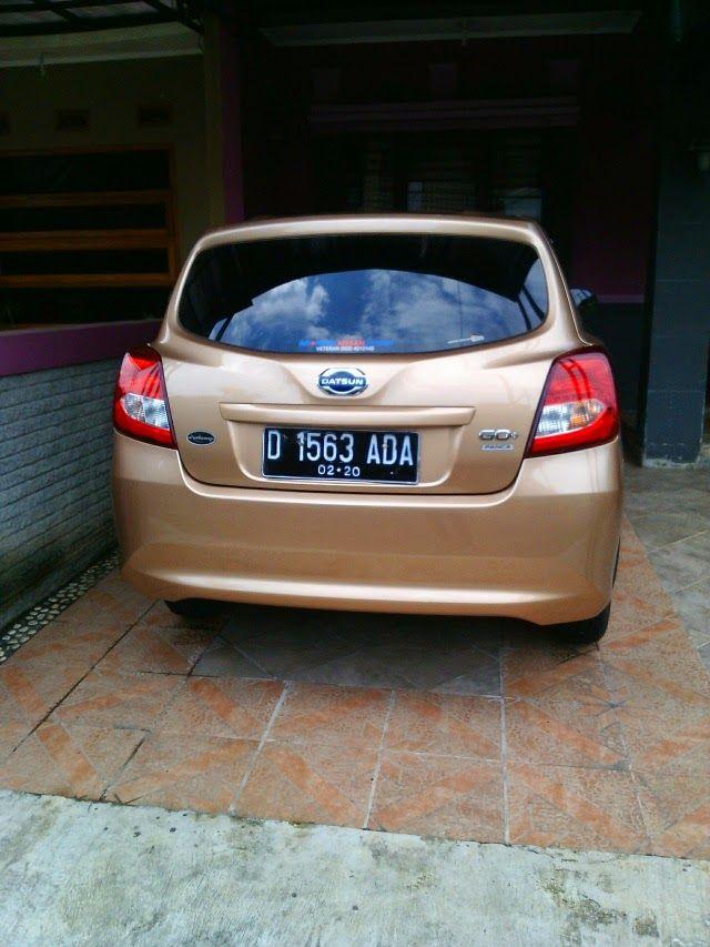 Datsun Go Plus Type Mt Bandung Mobil