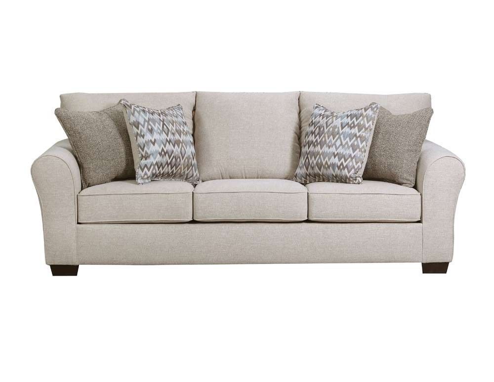 Simmons Upholstery Boston Queen