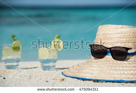 7f3e6864b1c5 Summer holiday background on beach | photo | Celebration, Summer, Beach