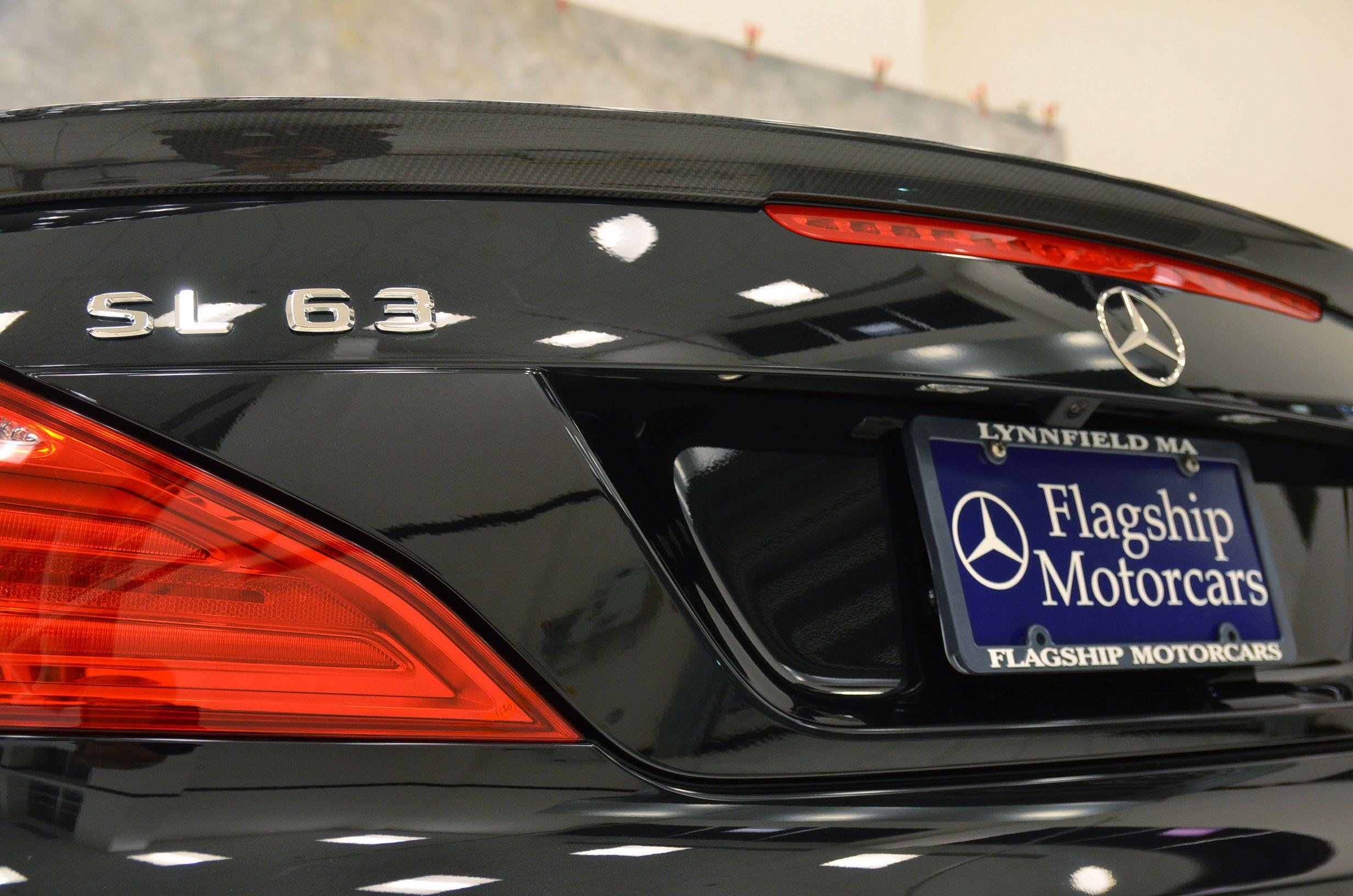 2013 Mercedes Benz SL63 AMG Roadster at Flagship Motorcars of