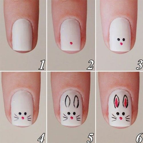 Photo of 11 Easter nail art tutorials for beginners and learners 2019