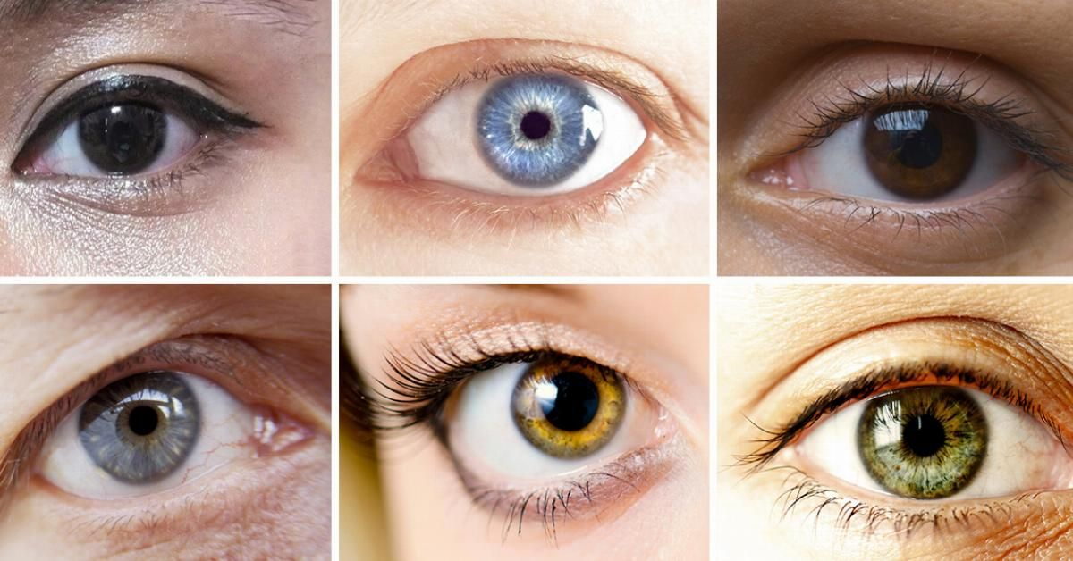 Blaue Augen Bedeutung