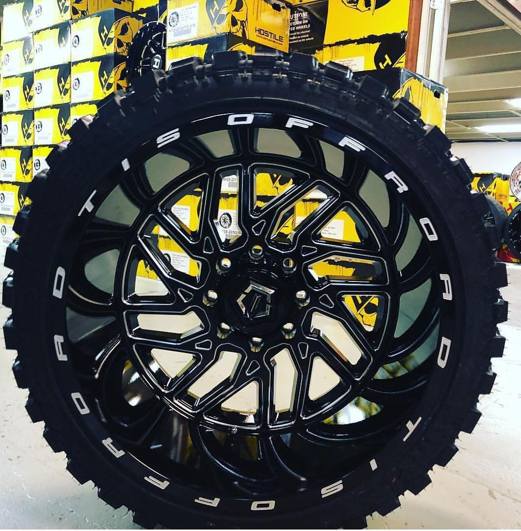 Off Road Wheels Fuel Wheels Jeep Rims Truck Tyres