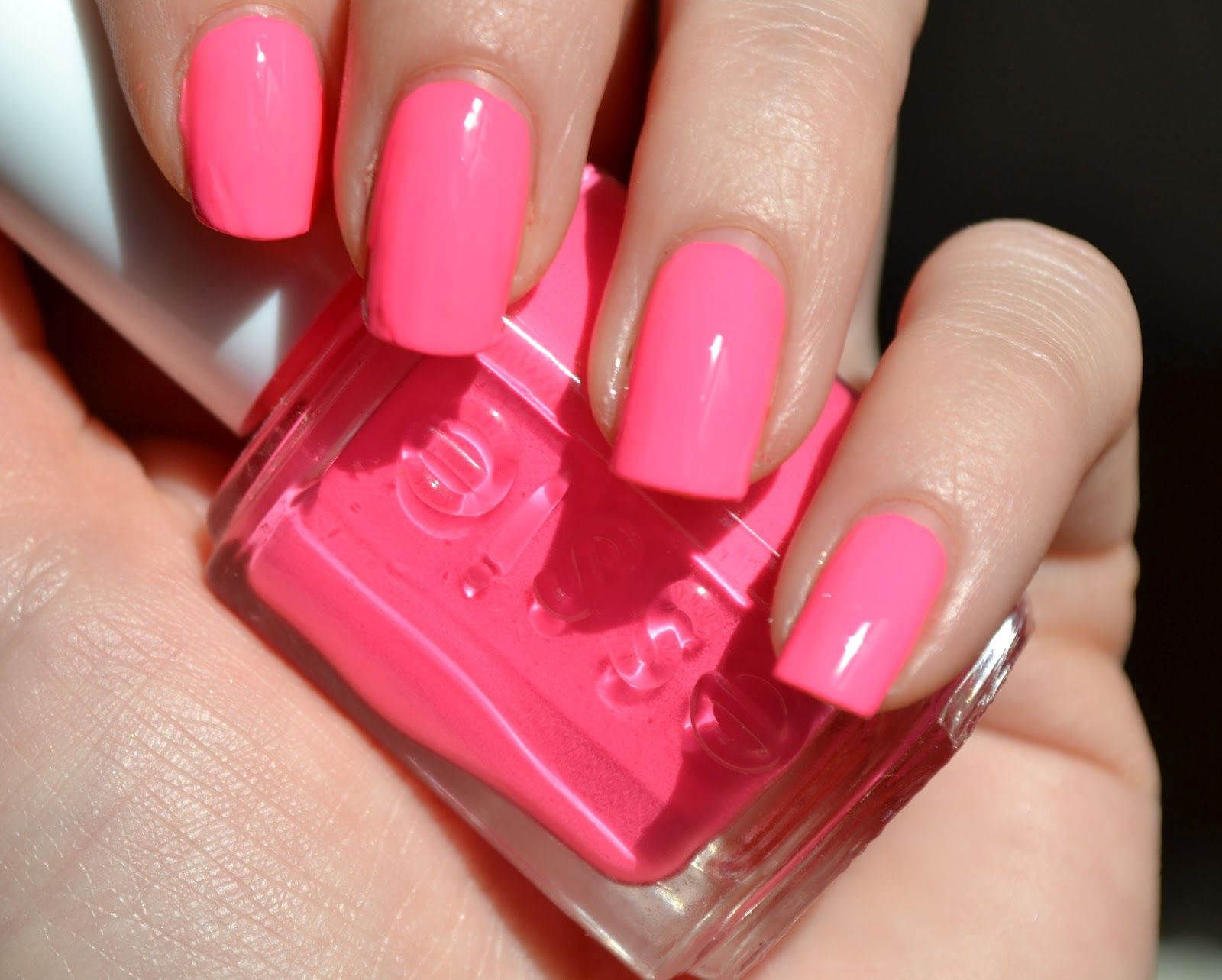 cute pink nail polish designs : | nailed it! | pinterest | pink
