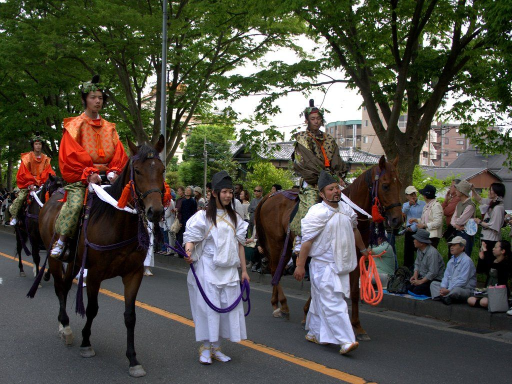 Aoi Matsuri - JAPAN in PICTURES