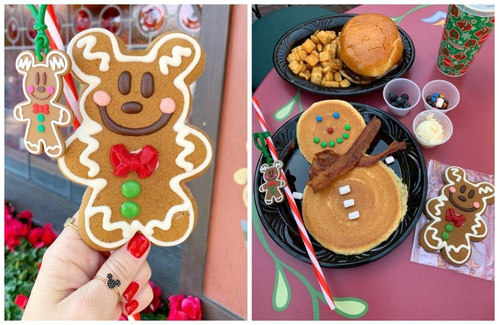 Best Disneyland Food Holidays 2018 #disneylandfood Best Disneyland Food Holidays 2018 - Disney Dining #disneylandfood