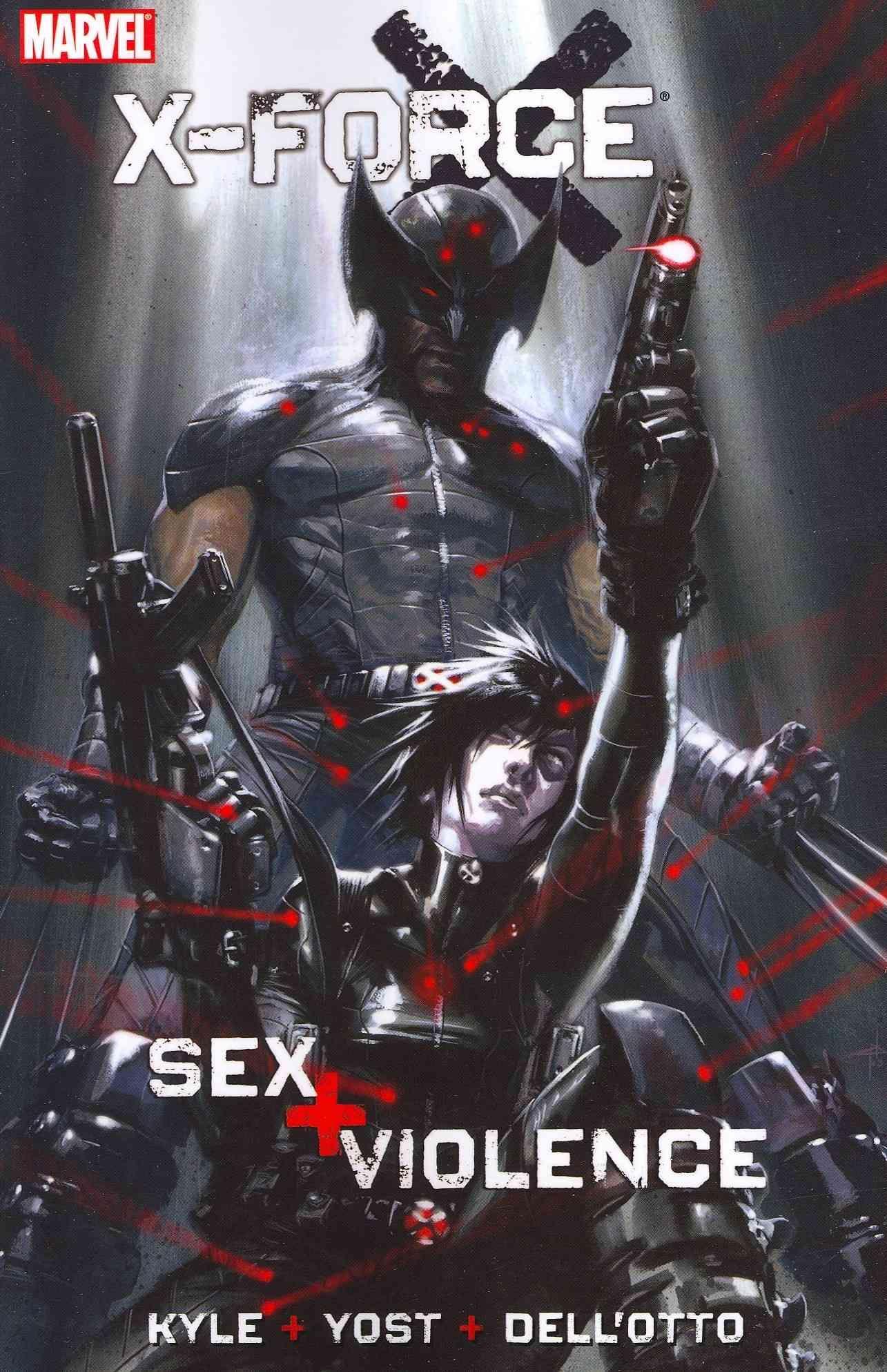 Секс игра люди икс