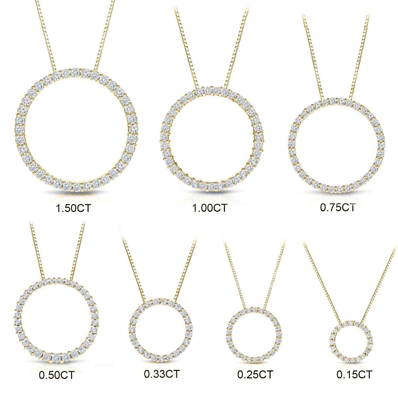 Pin By Avi Meir On Pendant In 2020 Diamond Circle Necklace Diamond Circle Pendant Circle Diamond