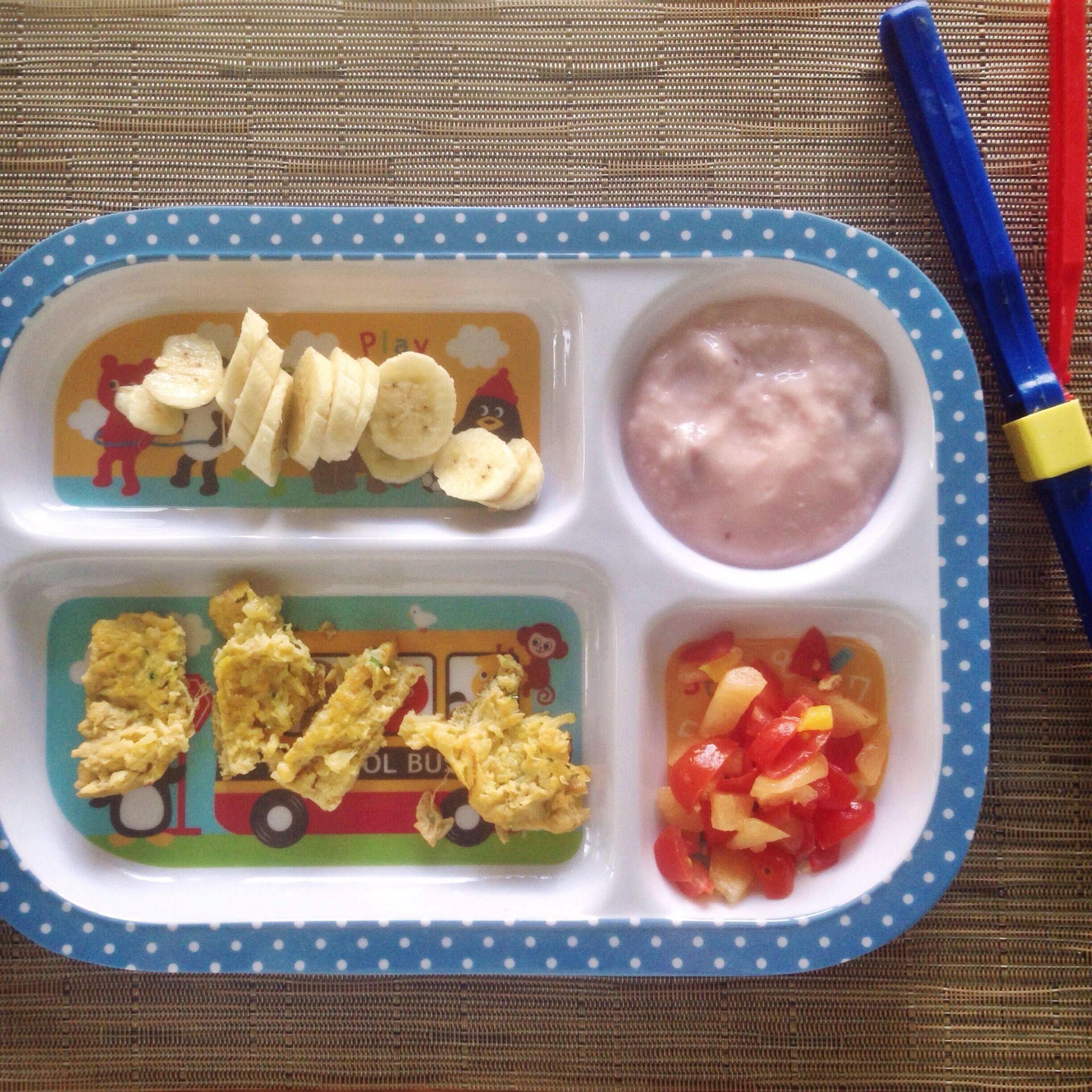 I'm not that active here. For simple baby/toddler meals ...