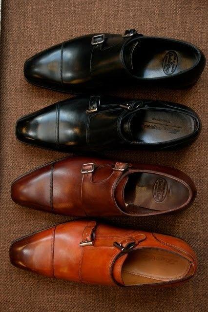 Hombre El Zapatos Basico Para Monk Pinterest Un qXwSpZ