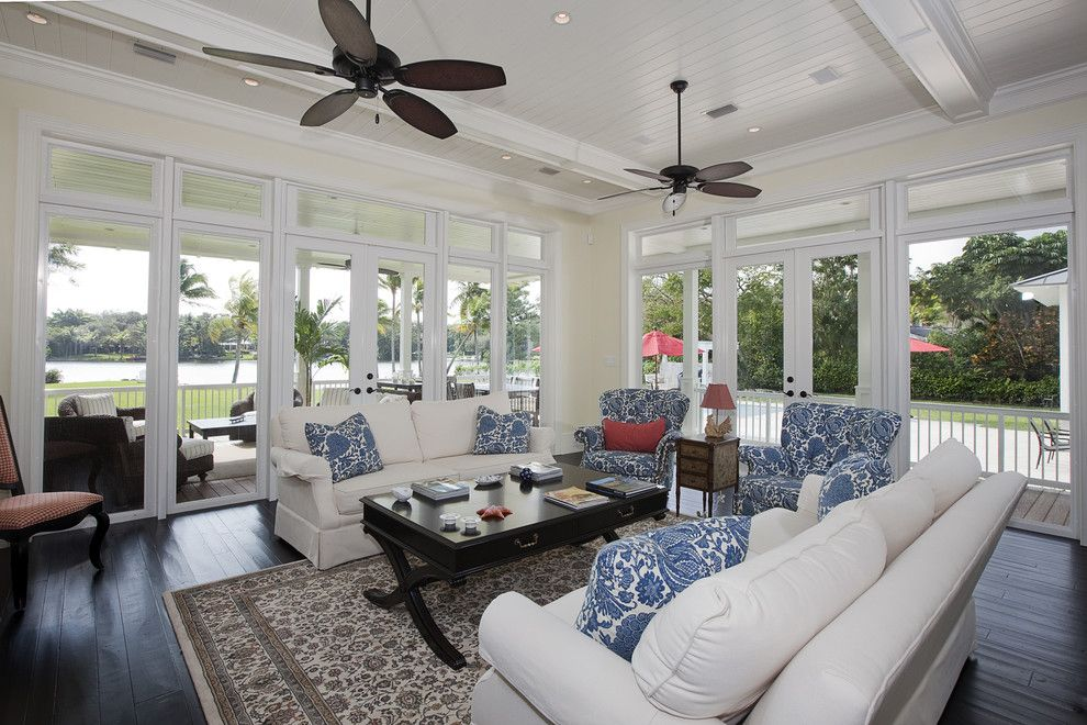 Mackle Construction  Tropical  Living Room  Miami  Mackle Pleasing Living Room Miami Review