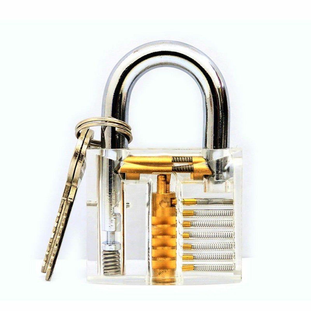 Practical Hunting Locking Gate Lock Gadgets Shan