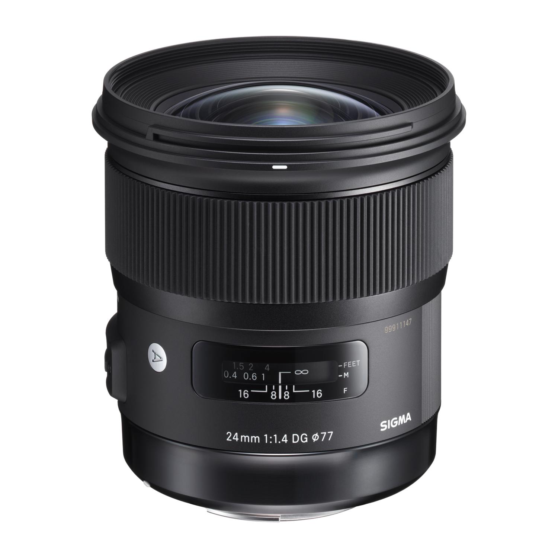 24mm F1 4 Dg Hsm A Art Lens Canon Lens Sigma Art Lens