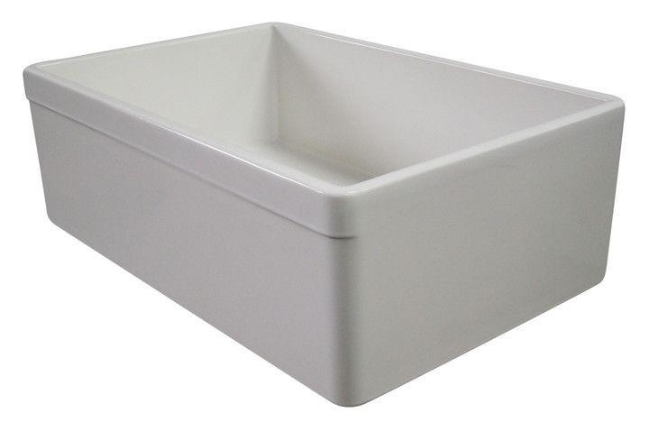 29 88 L X 19 75 W Single Bowl Farmhouse Kitchen Sink Products
