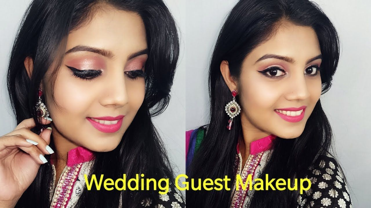 Wedding guest makeup tutorial (With images) Wedding