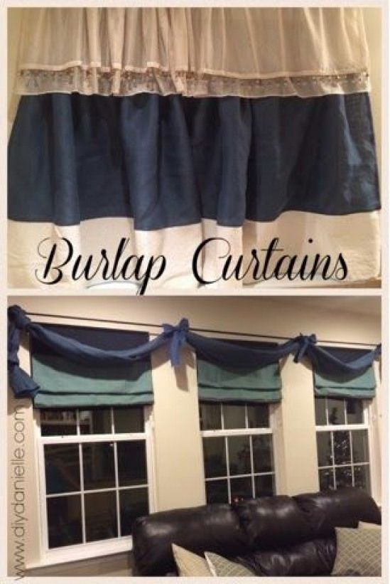 #windowtreatment #treatments #treatment #includes #curtain #sewing #burlap #window #cafe #dark #with #made #that #post #swagMake your own burlap window treatments. This post includes a window swag and a cafe curtain that I made with dark blue burlap. #burlapwindowtreatments #windowtreatment #treatments #treatment #includes #curtain #sewing #burlap #window #cafe #dark #with #made #that #post #swagMake your own burlap window treatments. This post includes a window swag and a cafe curtain that I ma #burlapwindowtreatments