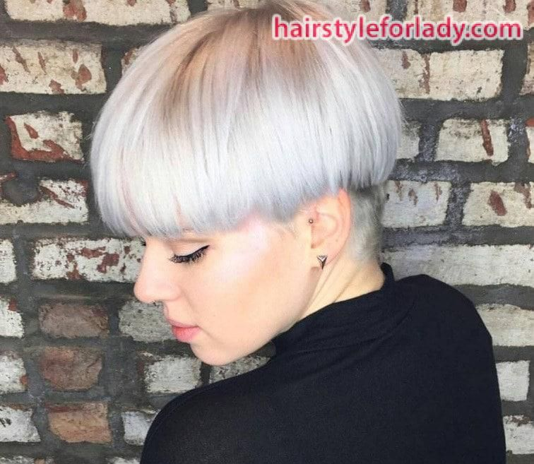 Pin On Mushroom Hairstyle