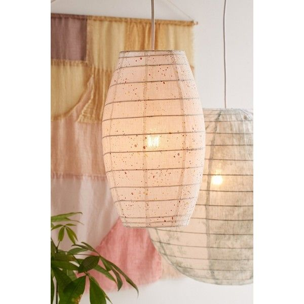 Laura Cylinder Lantern Pendant (63 CAD) ❤ liked on Polyvore featuring home, lighting, ceiling lights, plug-in wall lamp, urban outfitters lighting, plug in ceiling lights, cylinder lamp and cylinder lights