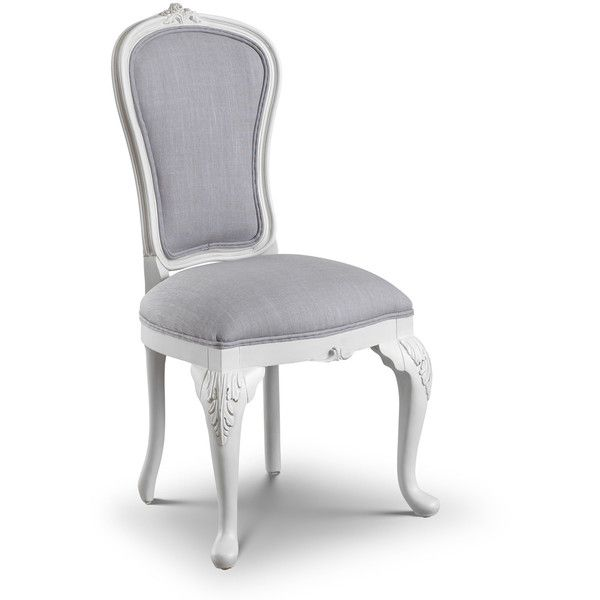 Beaulieu Upholstered French Dining Chair 340 Liked On Polyvore Featuring Home Furniture