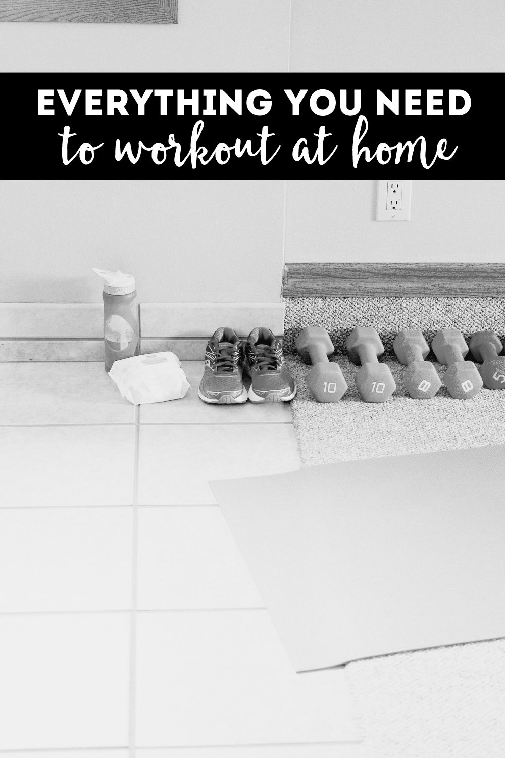 Inexpensive Home Workout Must Haves in 2020 At home
