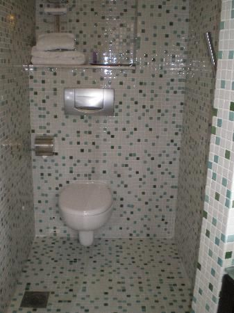 Compact wet room Tiny Bath Pinterest Wet rooms Room and Sinks