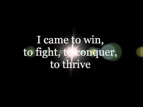 I came to win to fly rihanna