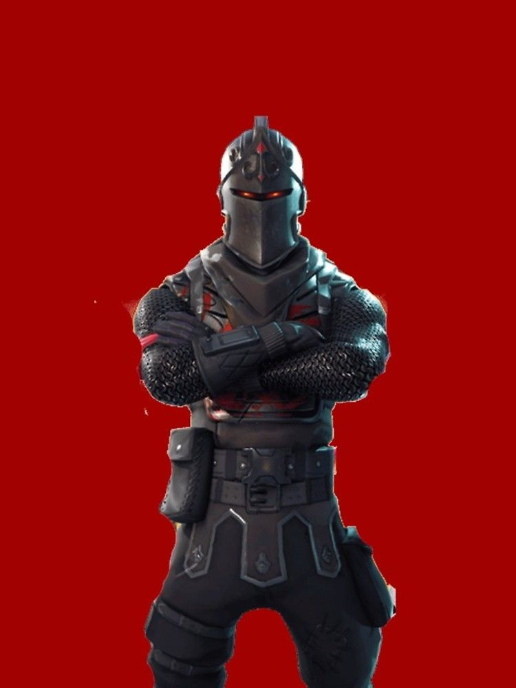 Number 2 The Second Best Skin In Fortnite Br Is The Black Night