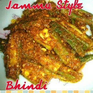 Jammu Style Bhindi