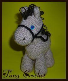 caballo amigurumi patrón gratis en español aquí http fany