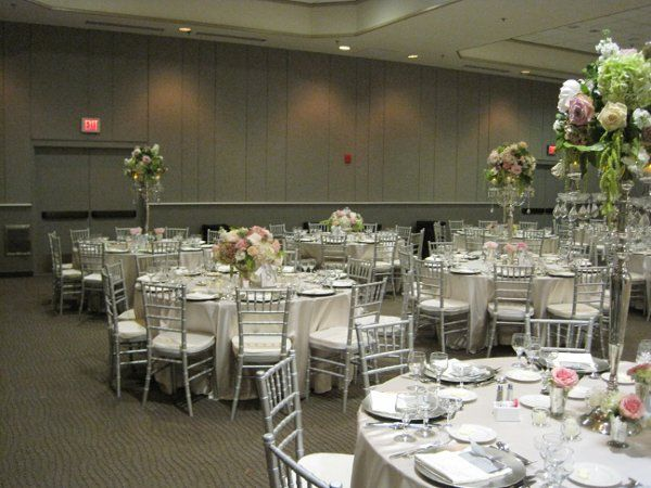 The Grand Wayne Convention Center can be beautifully transformed for your big day.