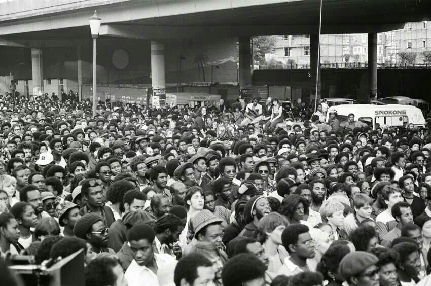 Notting Hill Carnival in the 70s