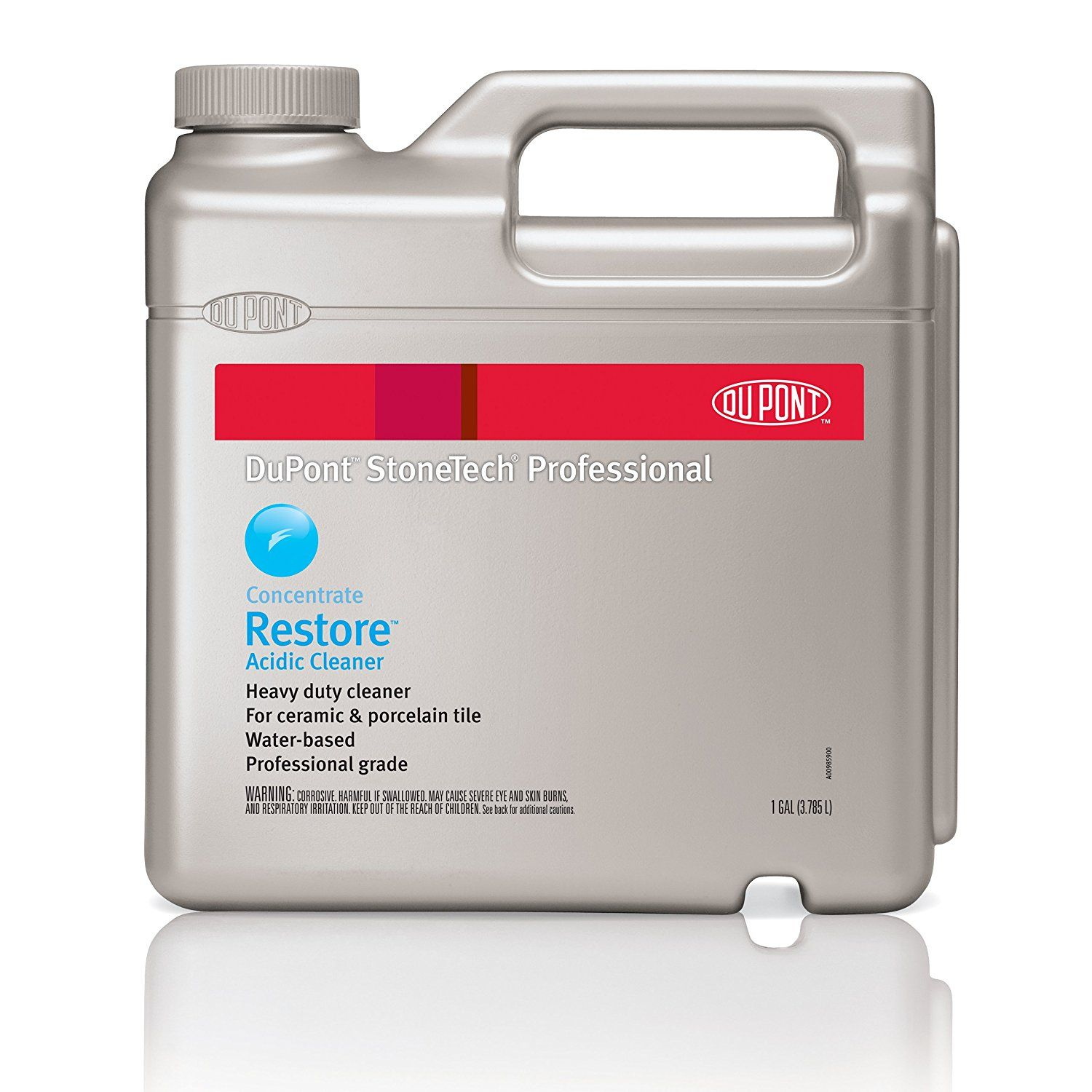 Dupont Stonetech Professional Concentrate Restore Acidic Cleaner 1 Gallon 3 785 L Tile Cleaners Grout Cleaner Floor Cleaner