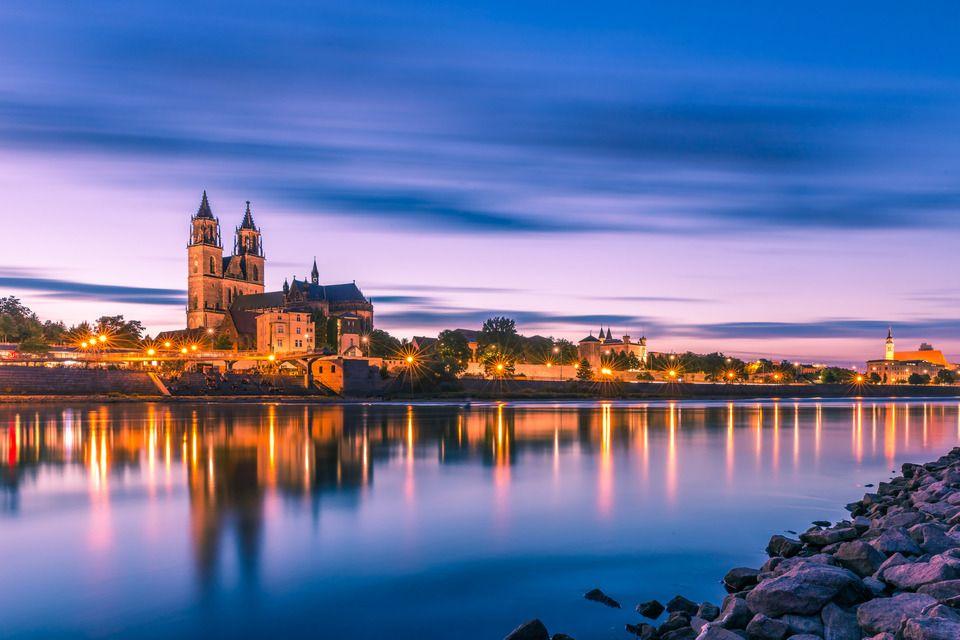 Sachsen-Anhalt Hauptstadt