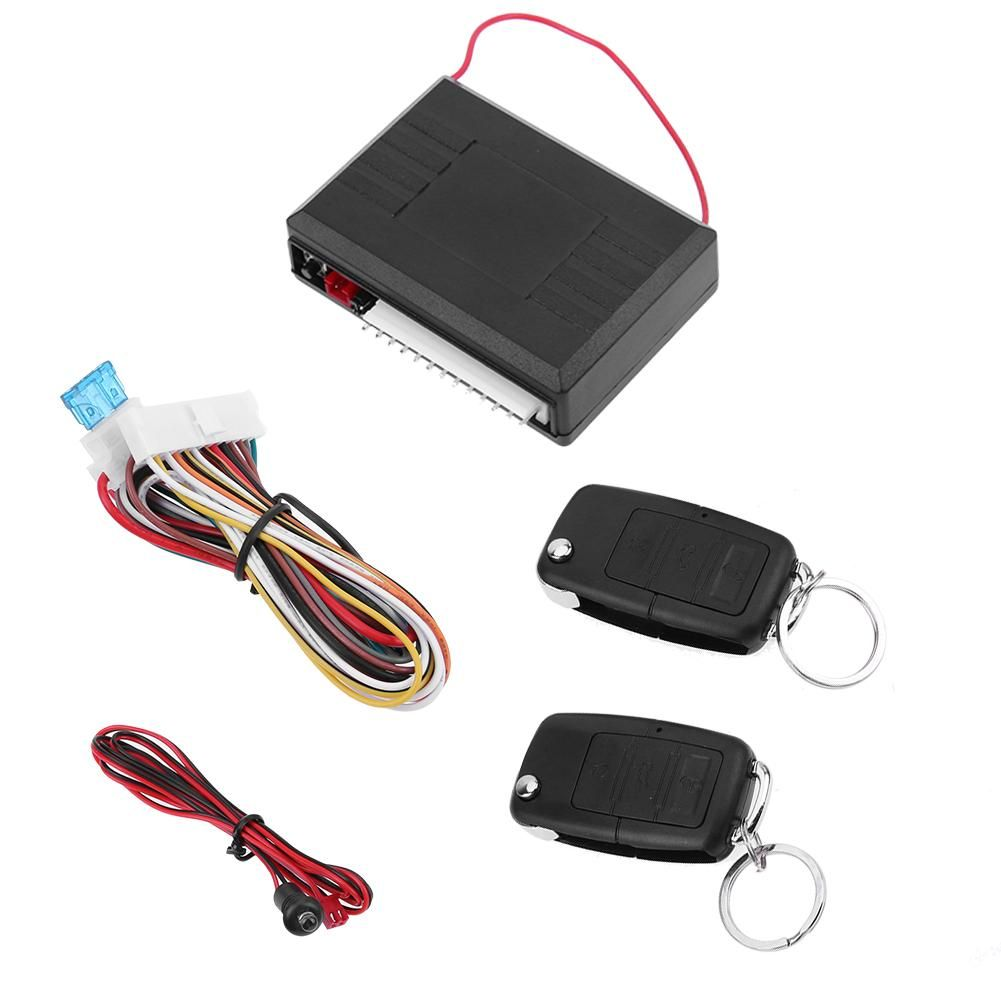 Universal alarm systems car auto remote central kit door locking universal alarm systems car auto remote central kit door locking vehicle keyless entry system new with freerunsca Gallery