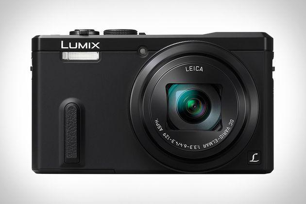 Panasonic Lumix ZS40 Travel Zoom Camera
