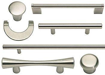 Modern Kitchen Knobs