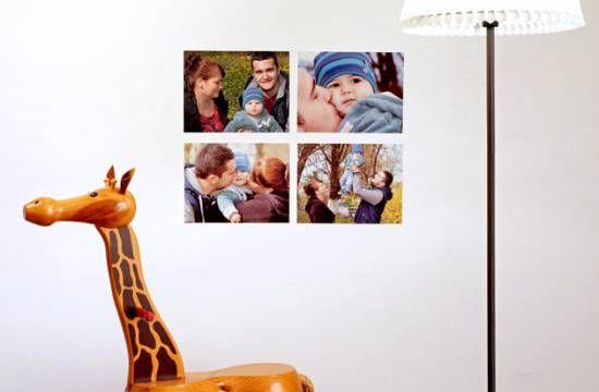 Stickers Photo 25 x 19 cm