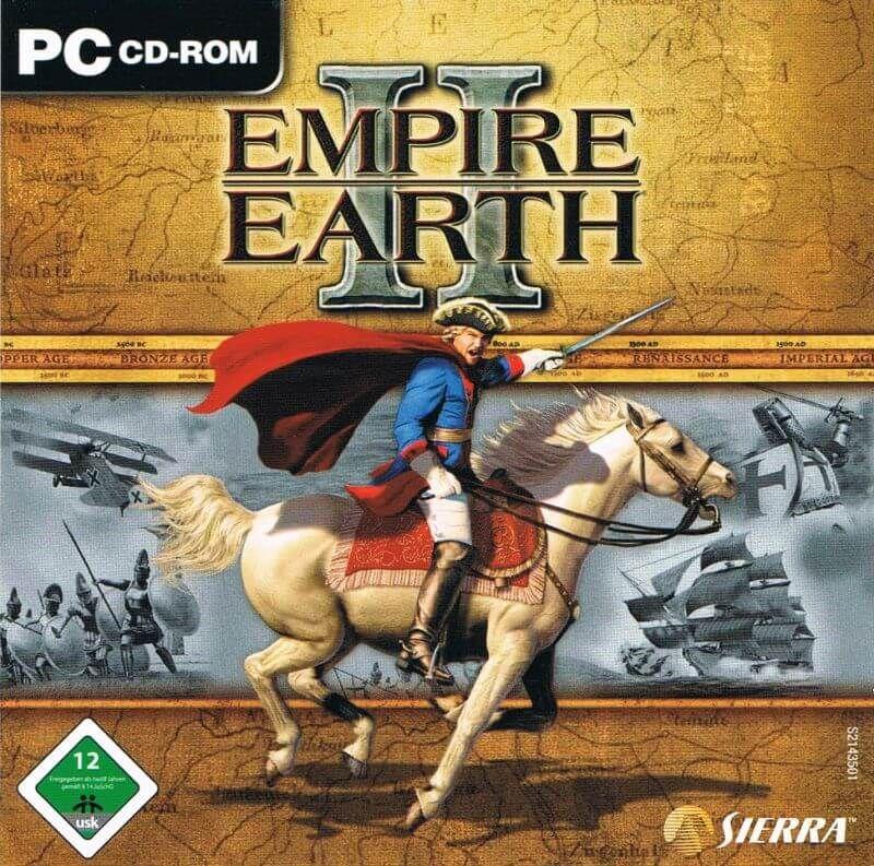 Empire Earth 2 Espanol Iso Mega Empire Game Guide Earth Games