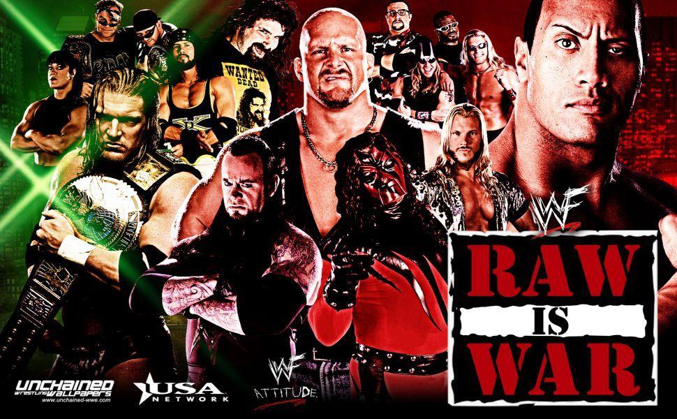 Wwf Attitude Era Hd Wallpaper Wwe Wallpapers Pro Wrestling Wwf