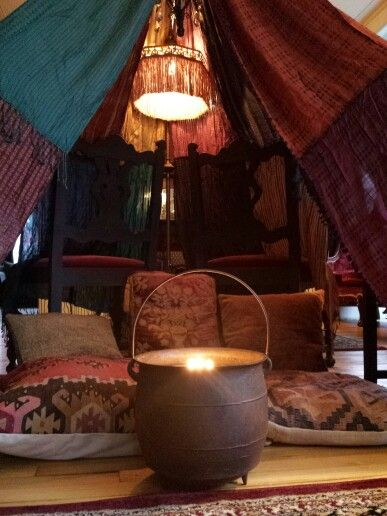 Homemade gypsy tent & Homemade gypsy tent | Gypsy life | Pinterest | Tents Meditation ...
