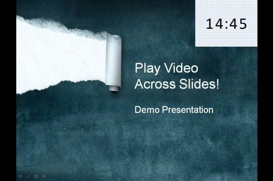 Slides With Countdown Timers In PowerPoint 2007 For Windows