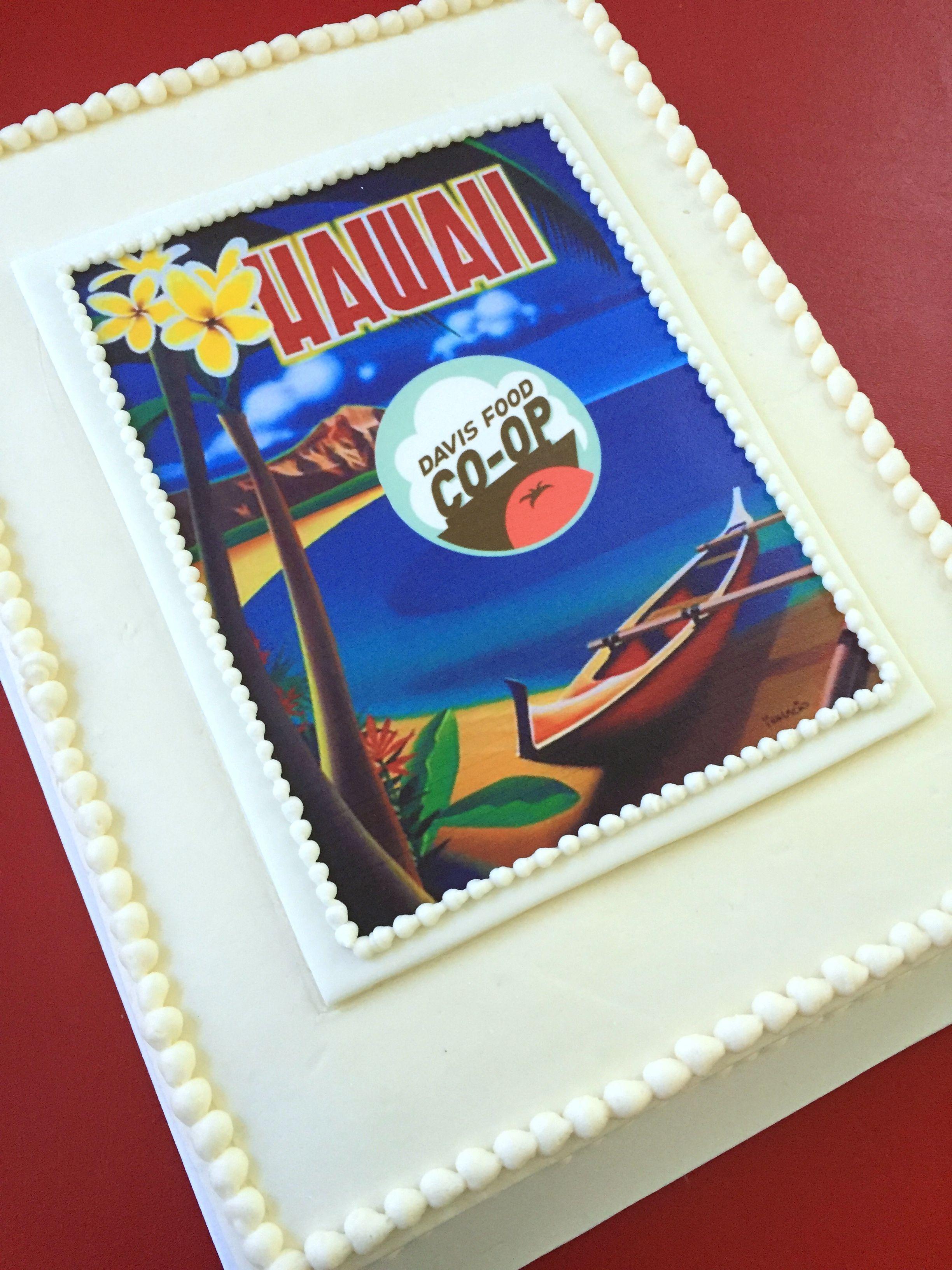 Cake couture custom graphics