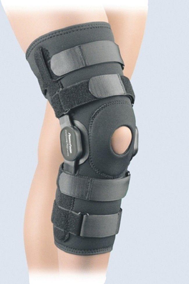 1d5ddea374 Powercentric Hinged Knee Brace   Knee brace   Knee brace, Braces ...