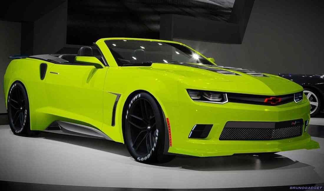 2017 Camaro Iroc Z Convertible Specifications Pictures