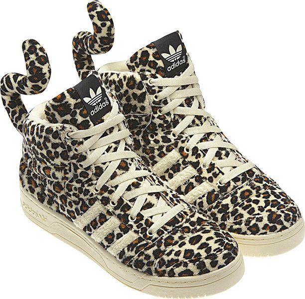ebay adidas x jeremy scott js leopardo ali gorilla lol!(ko.