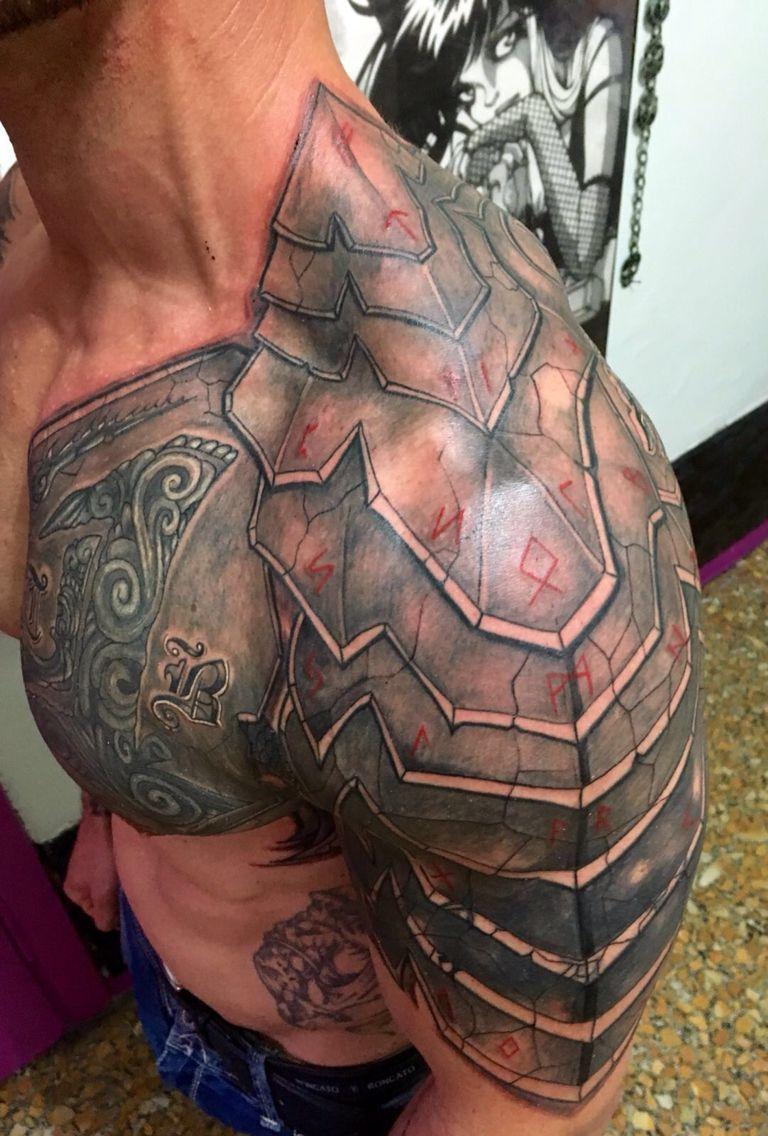 клумбу картинки тату доспехи подобный