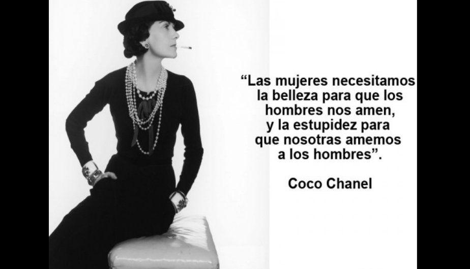 Frases Cocochanel Frases De Coco Chanel Coco Chanel Y Chanel