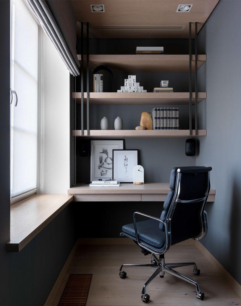 18 Brilliant Scandinavian Home Office Interiors You D Love To Work